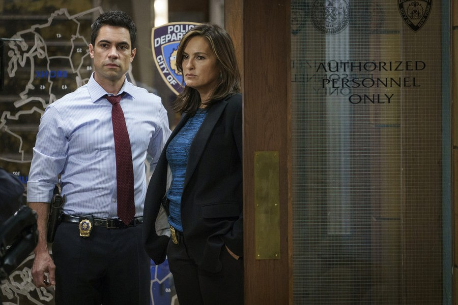 Law & Order: Special Victims Unit - Season 16 Episode 13: Decaying Morality