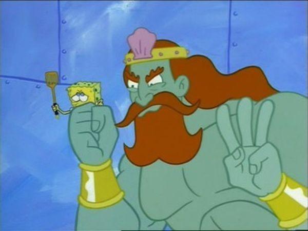 SpongeBob SquarePants - Season 1
