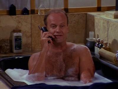 Frasier - Season 7 Episode 03: Radio Wars