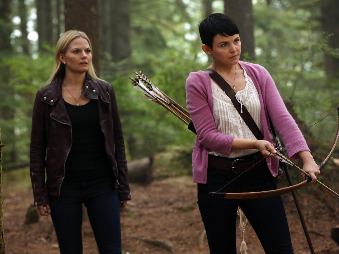 Once Upon A Time - Season 2 Episode 08: Into the Deep