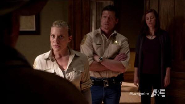 Longmire - Season 1 Episode 05: Dog Soldier