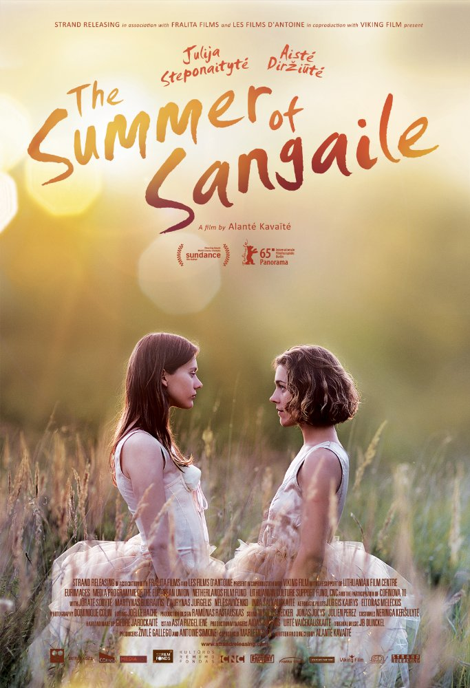 The Summer of Sangaile