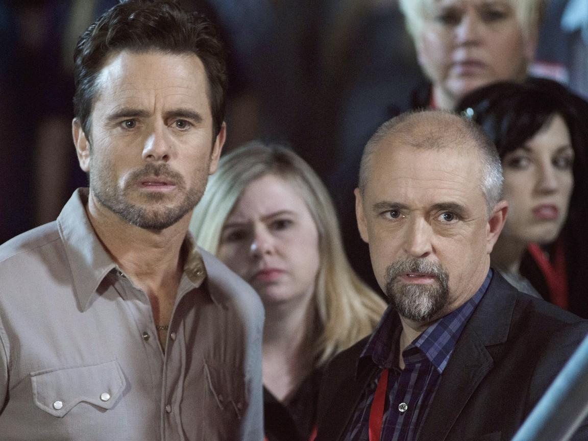 Nashville - Season 1 Episode 13: There'll Be No Teardrops Tonight