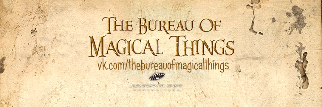 The Bureau of Magical Things - Season 1
