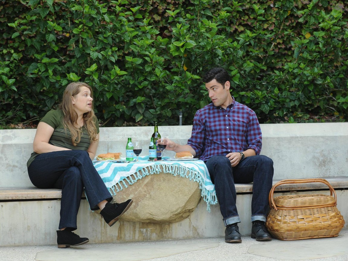 New Girl - Season 3 Episode 3: Double Date