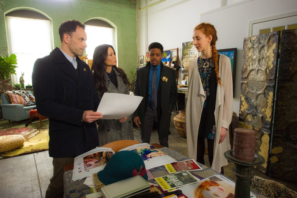 Elementary - Season 4 Episode 20: Art Imitates Art