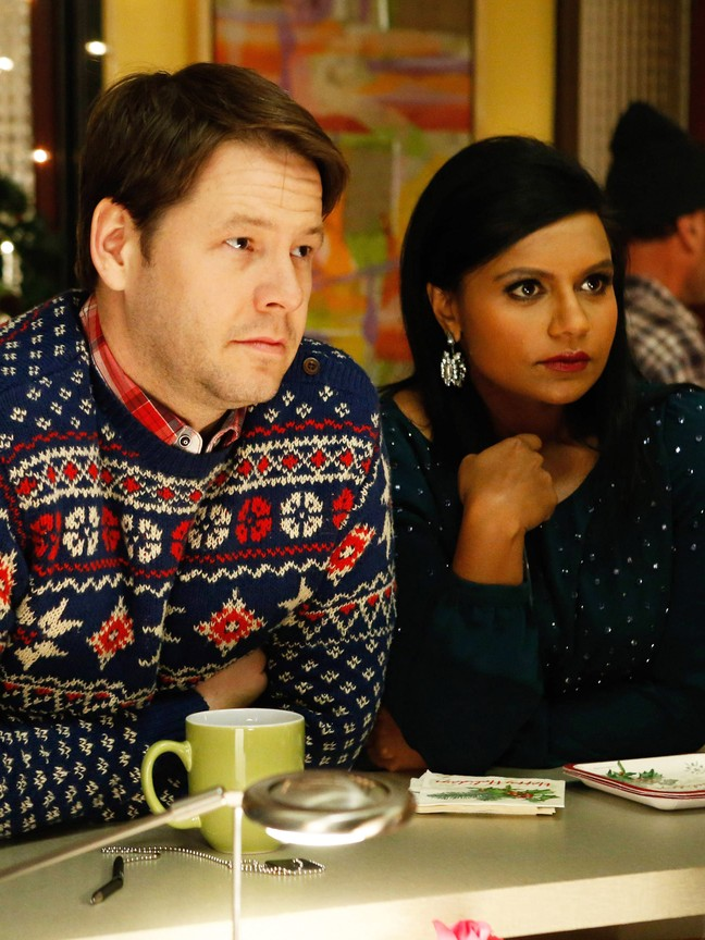 The Mindy Project - Season 2 Episode 11: Christmas Party Sex Trap