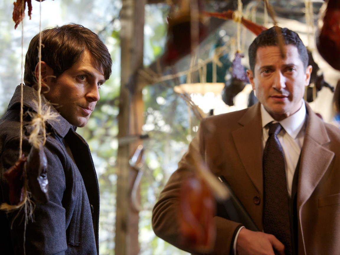 Grimm - Season 1 Episode 10: Organ Grinder