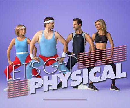 Let's Get Physical - Season 1