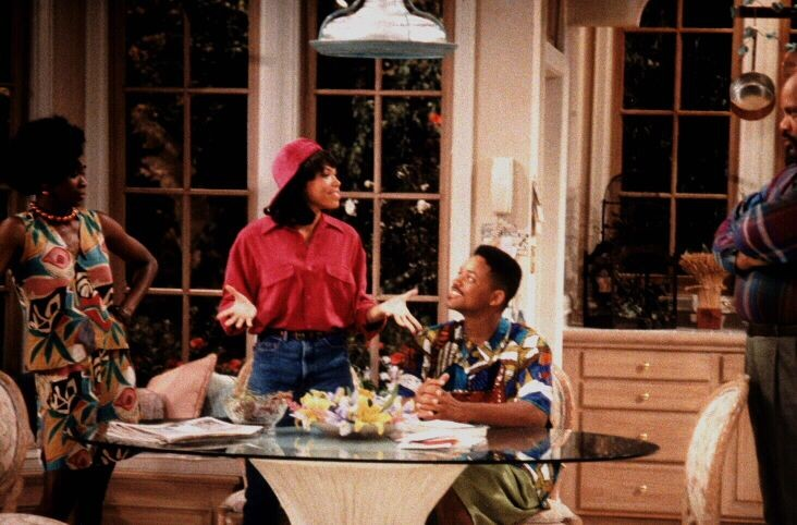 The Fresh Prince of Bel-Air - Season 2 Episode 01: Did the Earth Move For You?