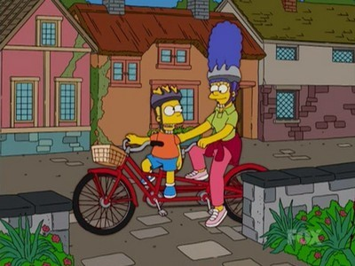 The Simpsons - Season 17 Episode 05: Marge's Son Poisoning