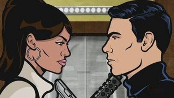 Archer - Season 1 Episode 02: Training Day