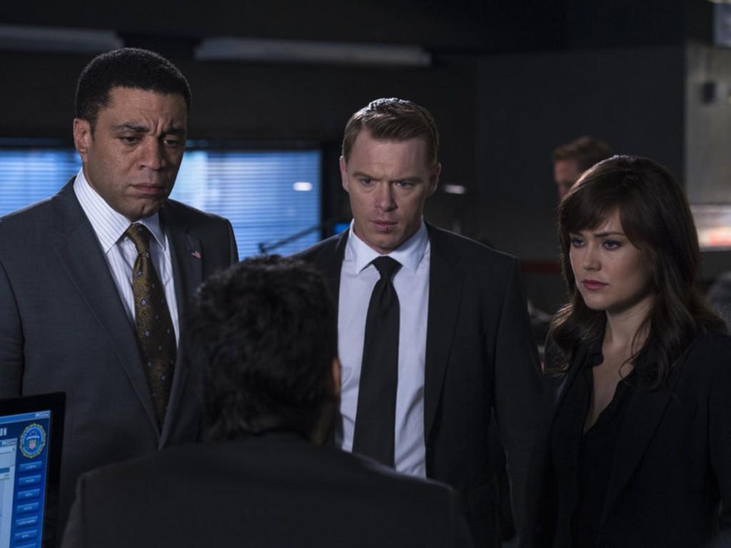 The Blacklist - Season 1 Episode 06: Gina Zanetakos