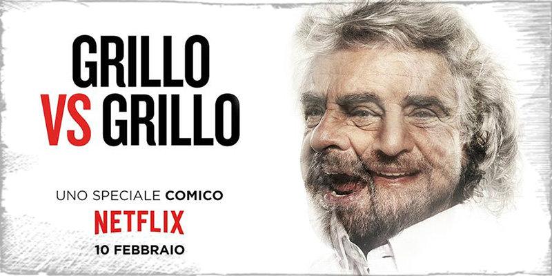 Grillo vs Grillo [Audio: Italy]