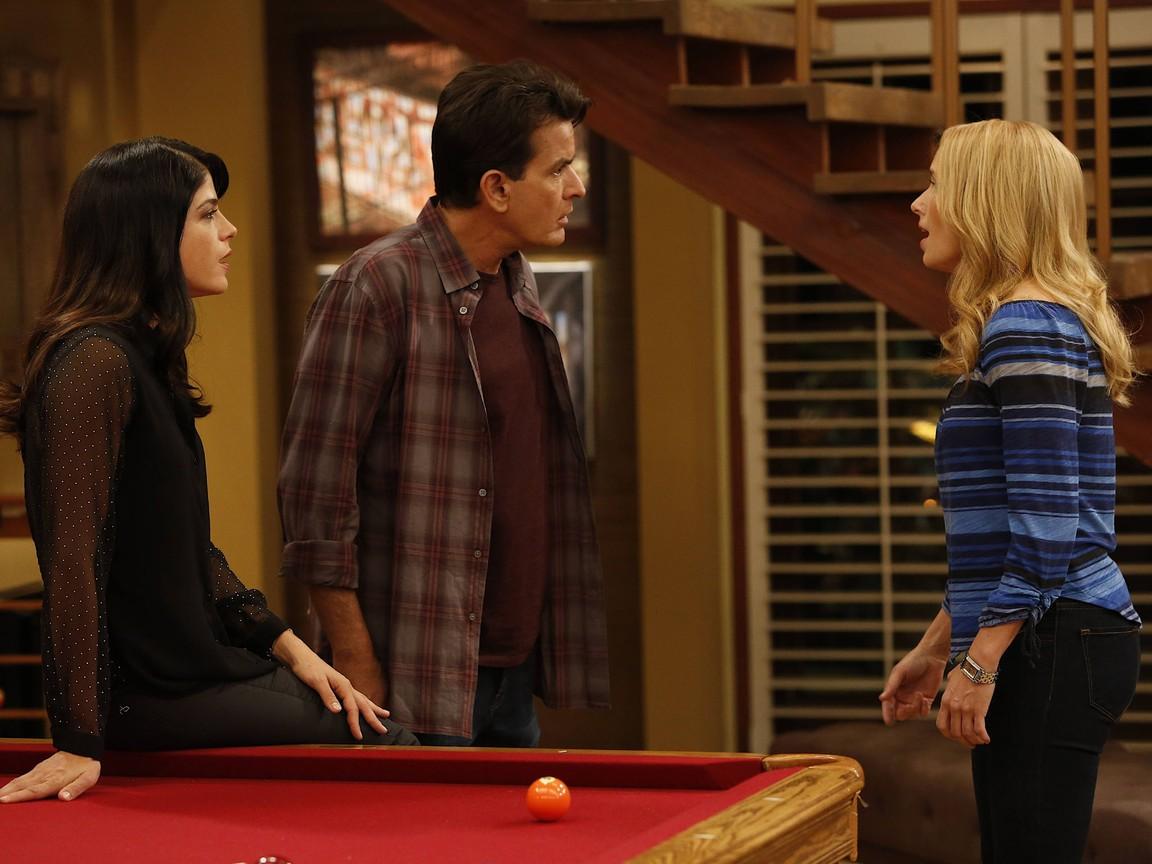 Anger Management - Season 2 Episode 05: Charlie & Jen Together Again