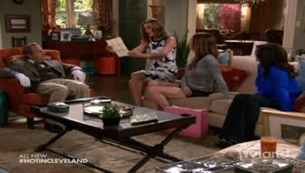 Hot in Cleveland - Season 3 Episode 23: What's Behind the Door