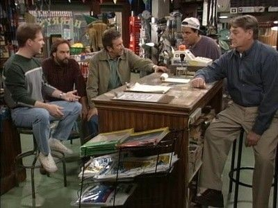 Home Improvement - Season 8 Episode 21: A Hardware Habit to Break