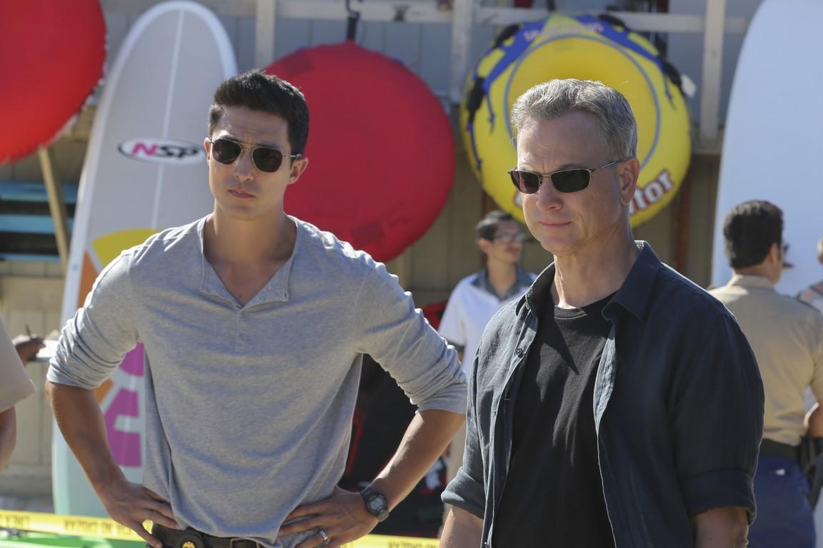 Criminal Minds Beyond Borders - Season 1 Episode 06: Love Interrupted