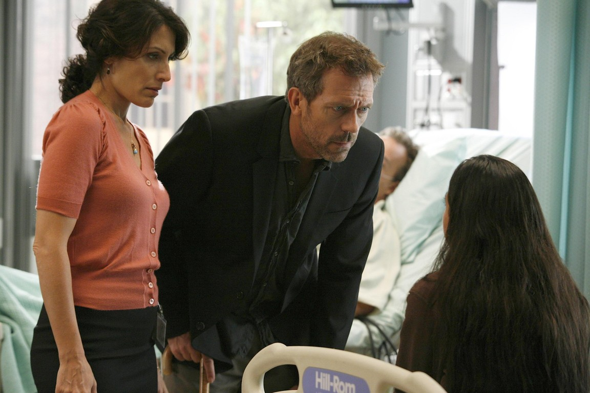 House M.D. - Season 5 Episode 06: Joy