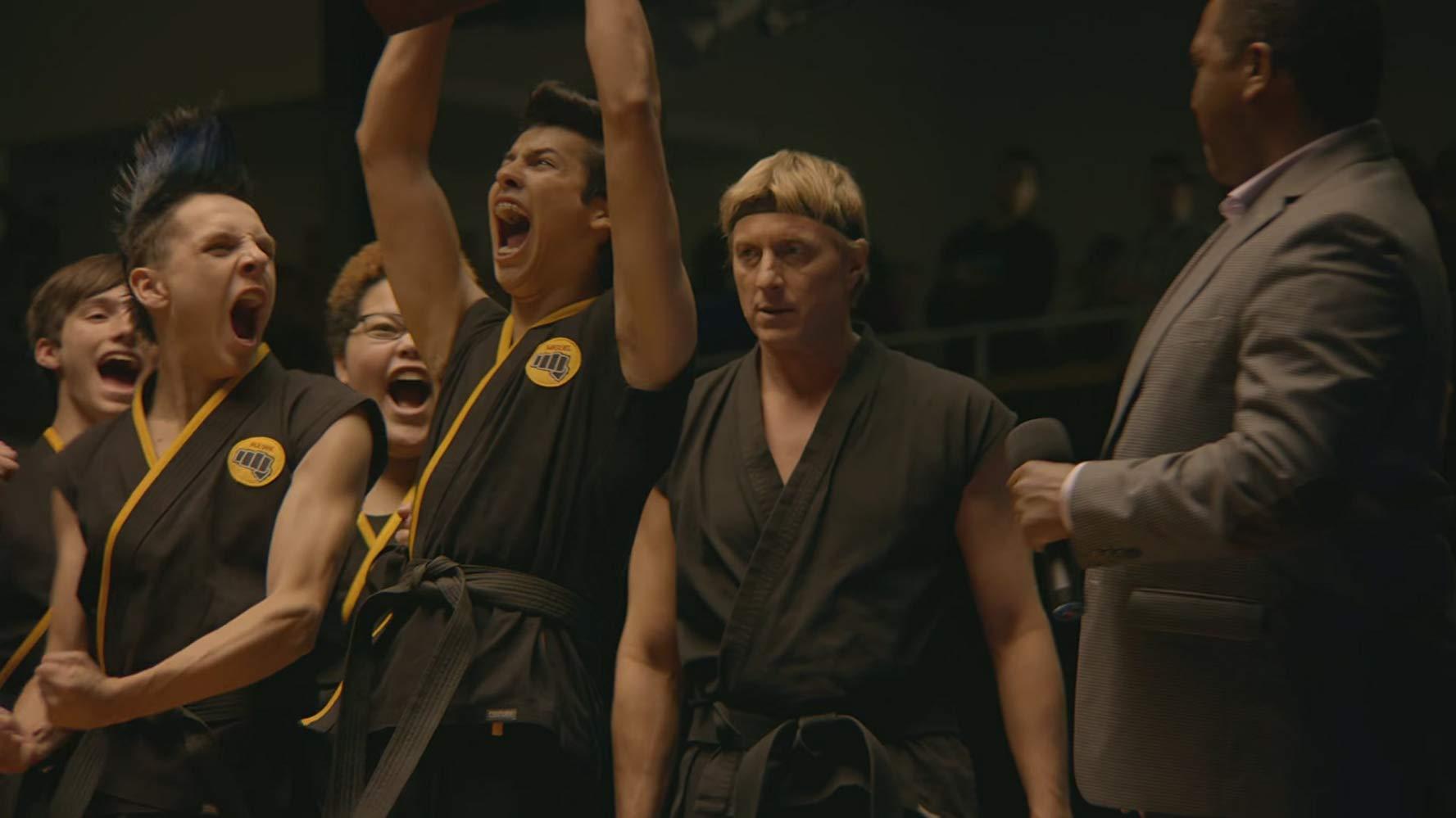Cobra Kai - Season 2