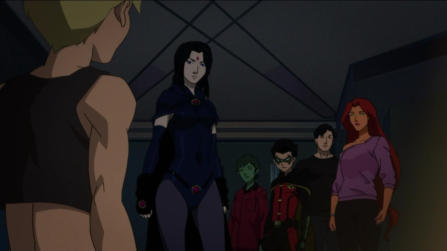 Teen Titans The Judas Contract 2017 Watch Online On -7537