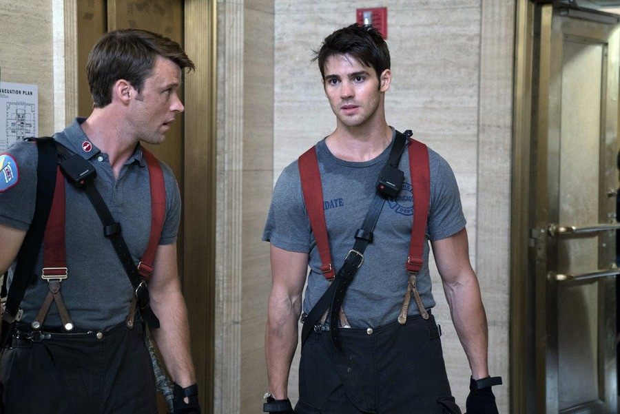 Chicago Fire - Season 4 Episode 03: I Walk Away