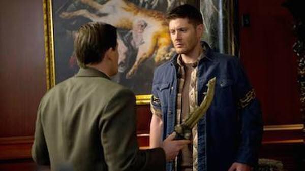 Supernatural - Season 9 Episode 15: #THINMAN