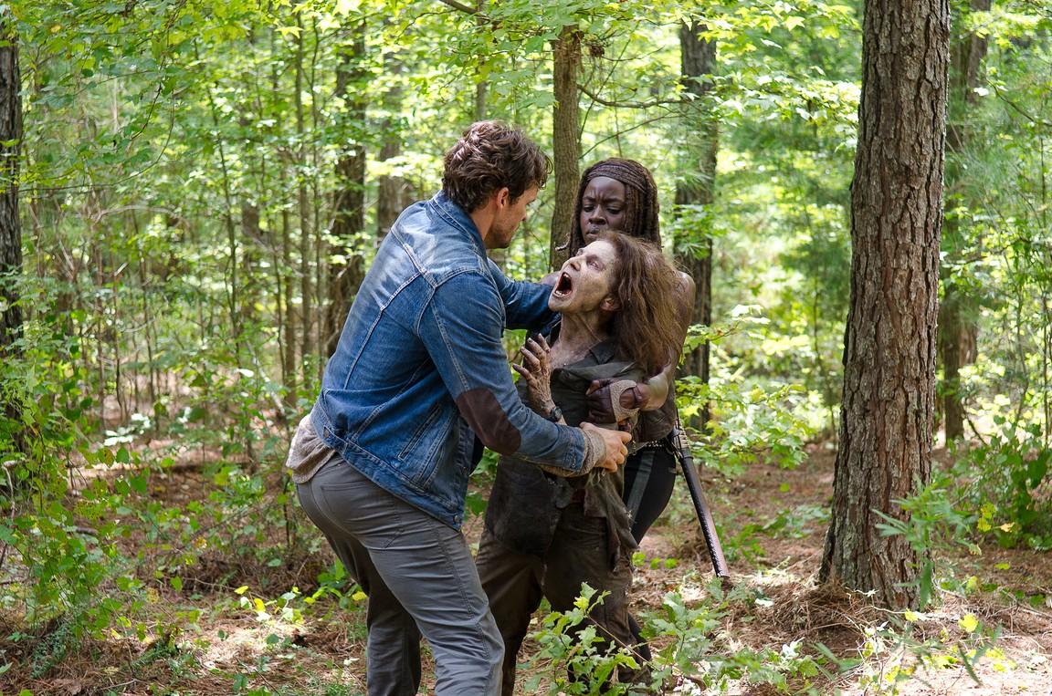 The Walking Dead - Season 6 Episode 10: The Next World