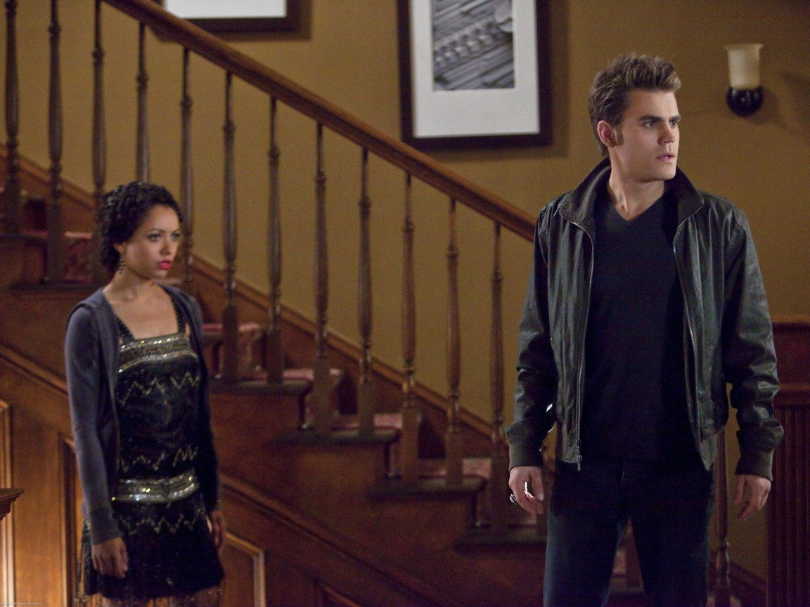 The Vampire Diaries - Season 3 Episode 21: Before Sunset