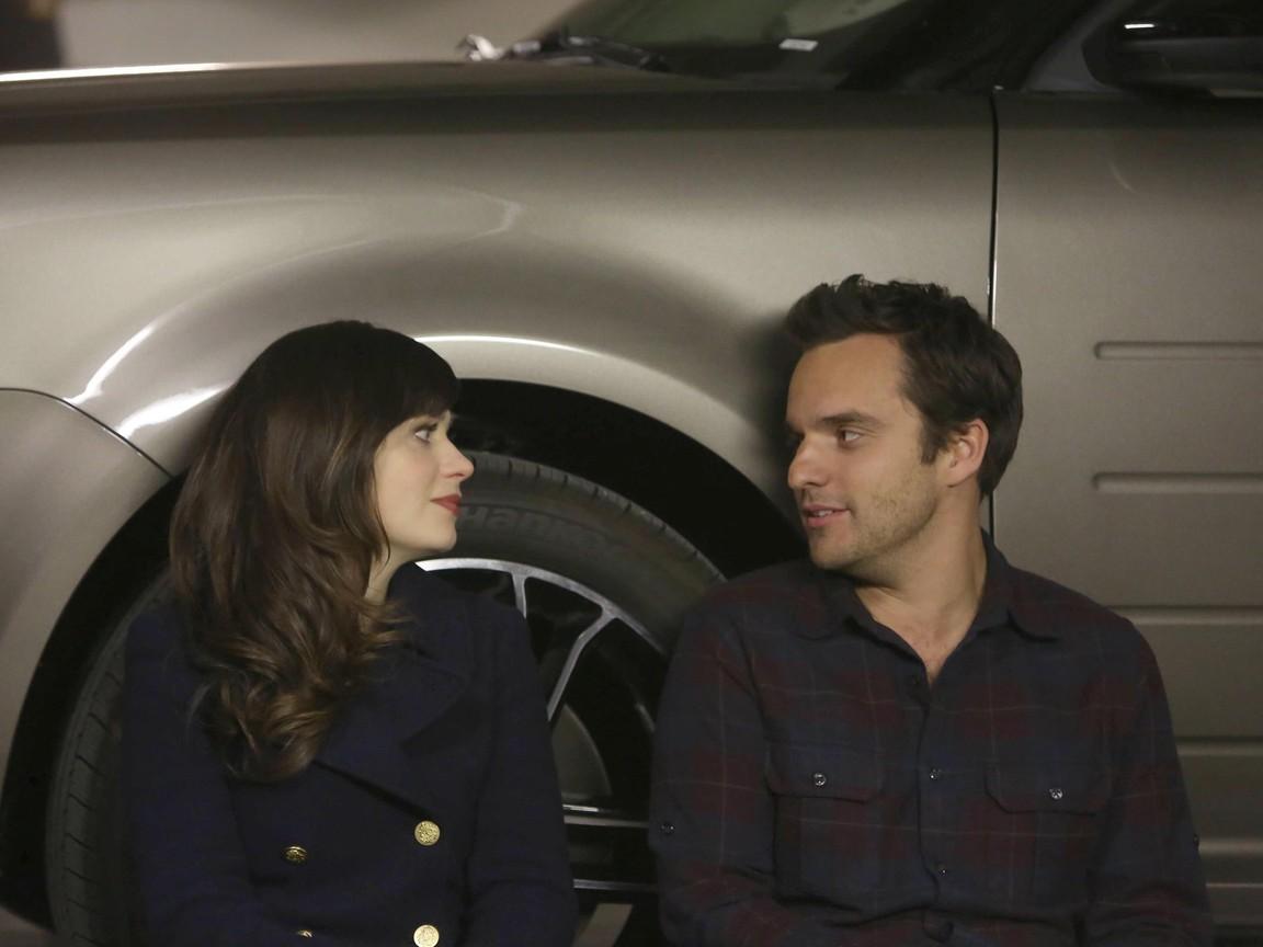New Girl - Season 2 Episode 17: Parking Spot