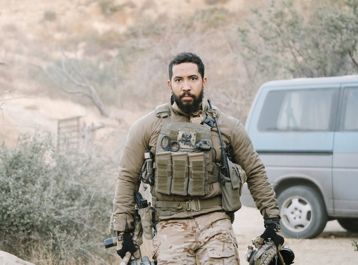 SEAL Team- Season 1 Episode 15: No Man's Land
