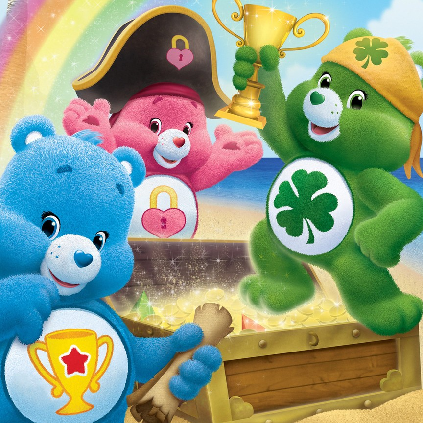 Care Bears Bearied Treasure