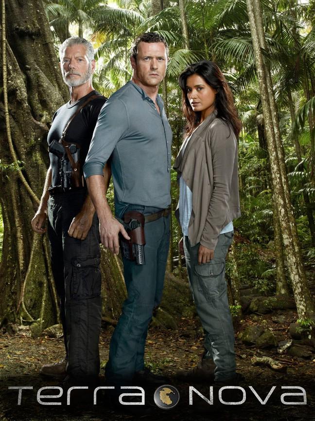 Terra Nova - Season 1 Episode 3: Instinct