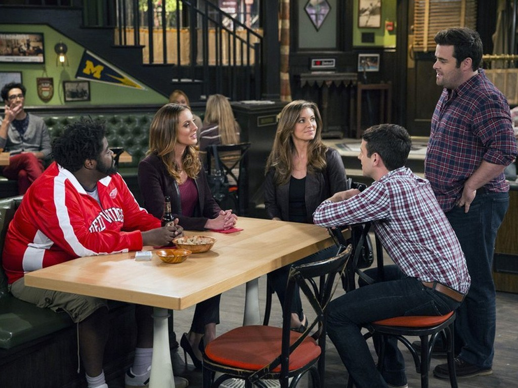 Undateable - Season 1 Episode 04: The Switch