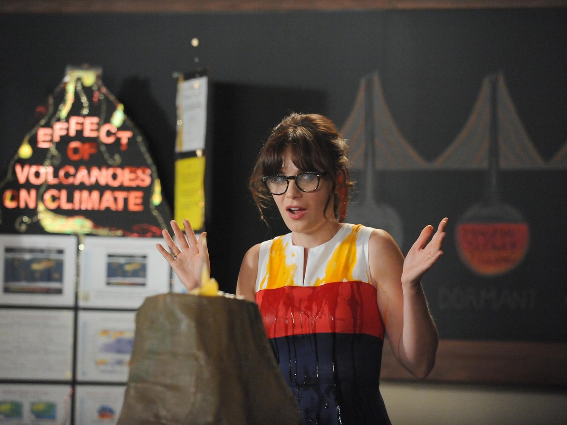 New Girl - Season 4 Episode 05: Landline