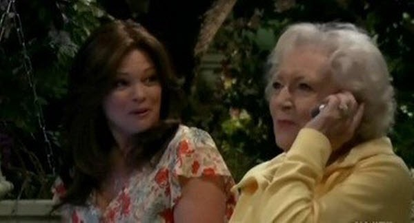 Hot in Cleveland - Season 1 Episode 02: Who's Your Mama