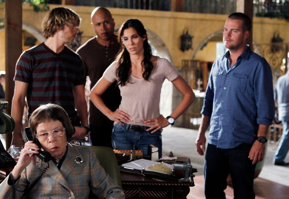 NCIS Los Angeles - Season 3