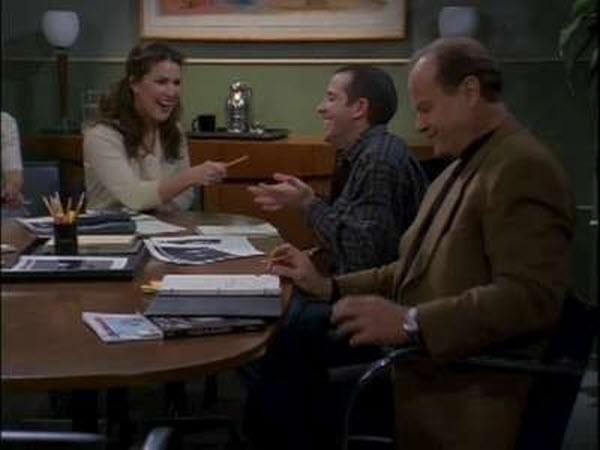 Frasier - Season 8 Episode 16: Docu.Drama