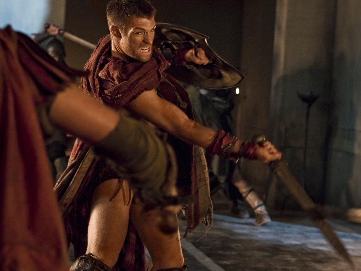 Spartacus: Blood and Sand - Season 2 Episode 02: A Place in This World