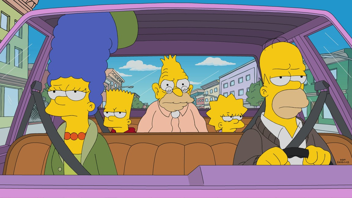 The Simpsons- Season 29 Episode 05: Grampy Can Ya Hear Me
