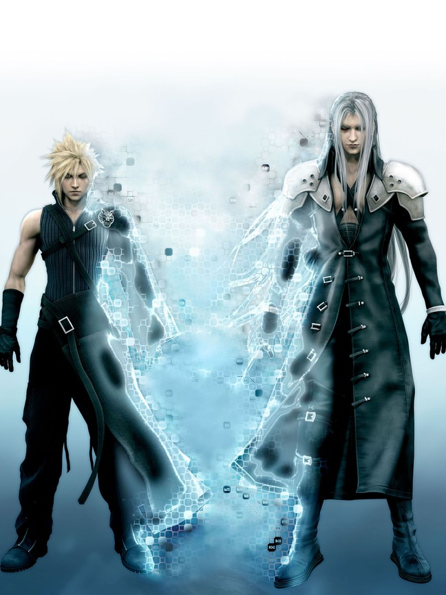 Final Fantasy VII: Advent Children Complete [Sub: Eng]