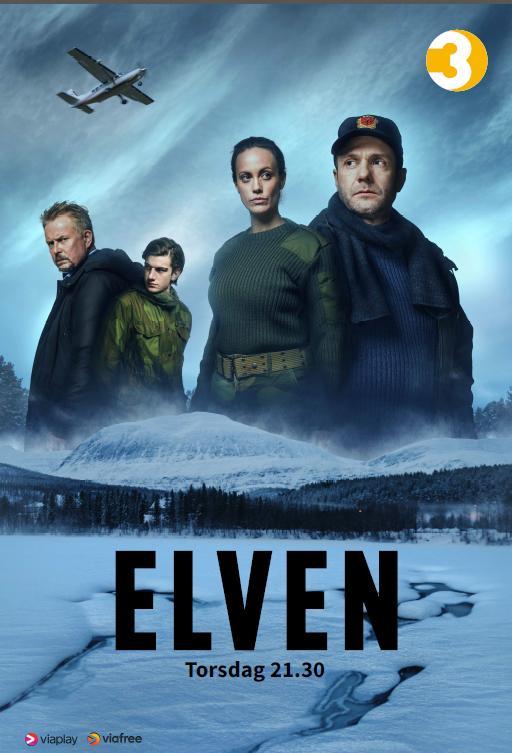 Elven (The River) - Season 1 [Audio: Norwegian]