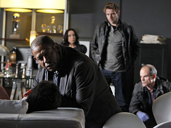 Criminal Minds: Suspect Behavior - Season 1 Episode 02: Lonely Hearts