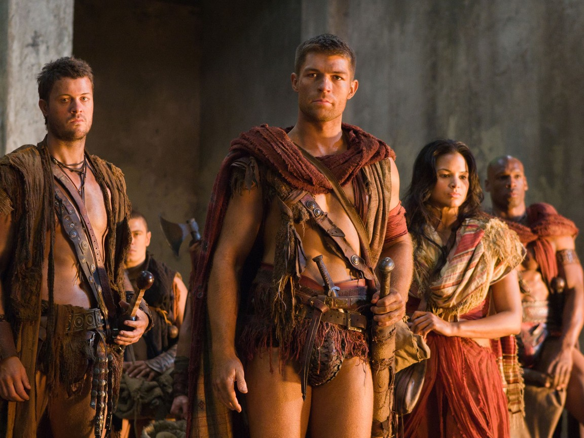 Spartacus: Blood and Sand - Season 2 Episode 05: Libertus