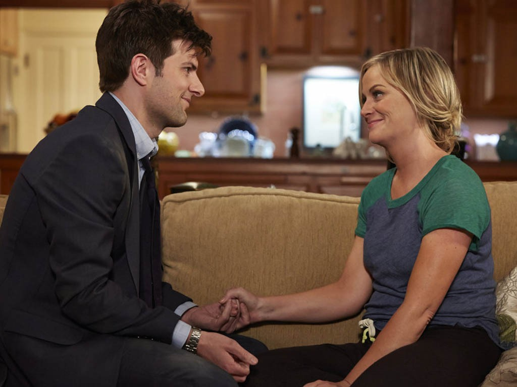 Parks and Recreation - Season 6 Episode 20: One in 8,000