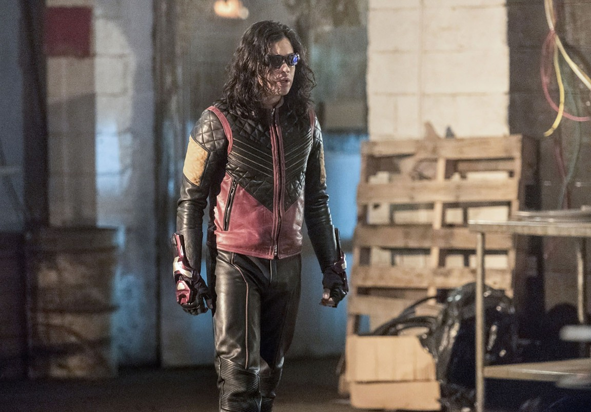 The Flash - Season 3 Episode 22:  Infantino Street