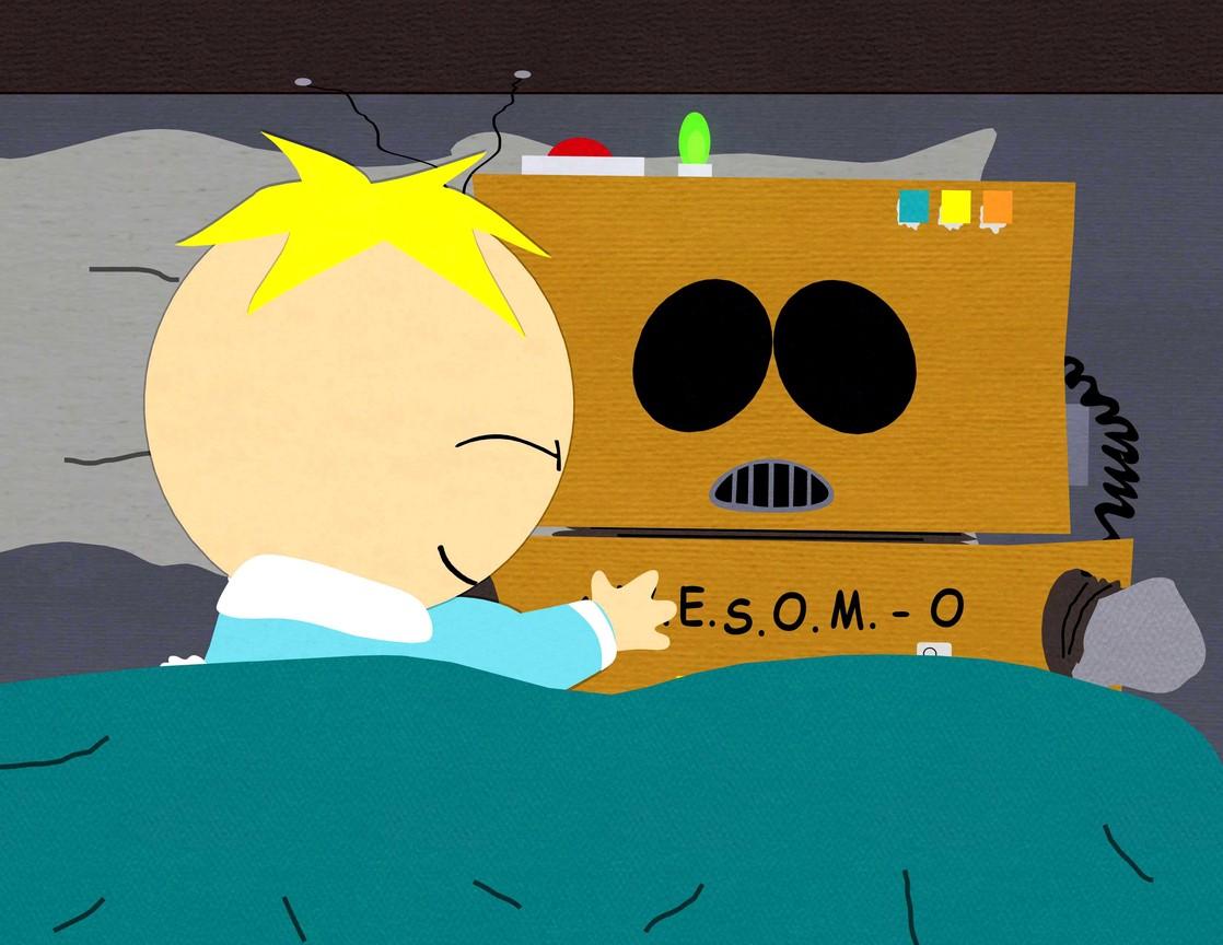 South Park - Season 8 Episode 05: AWESOM-O