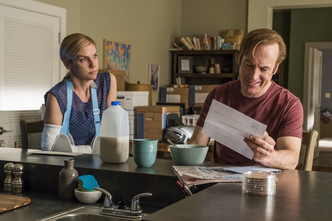 Better Call Saul - Season 4 Episode 03: Something Beautiful