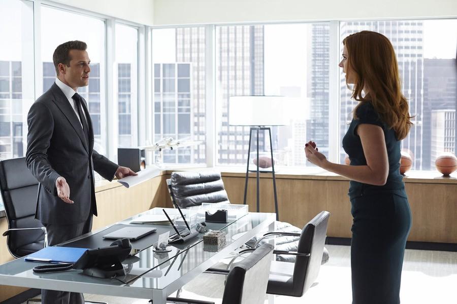 Suits - Season 4 Episode 12: Respect