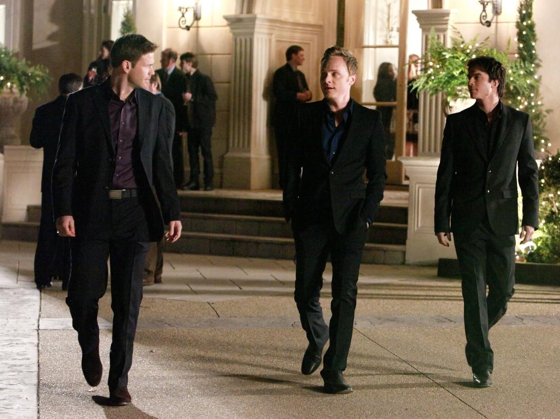 The Vampire Diaries - Season 1 Episode 18: Under Control